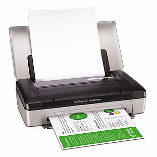 ניס מדפסת ניידת HP OFFICEJET 100 MOBILE PRINTER XF-32